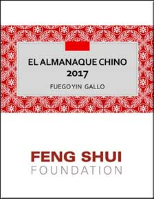 el almanaque chino del feng shui 2017 feng shui foundation barcelona